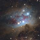 NGC1977 - Running Man Nebula,                                TomBramwell