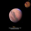 Mars – Terra Cimeria,                                MAILLARD