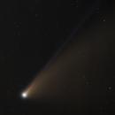 Comet NEOWISE,                                Stefan-Harry-Thrun