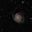 M101 Pinwheel Galaxy,                                Ernesto Arredondo