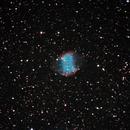 Messier 27,                                Jose Candelaria