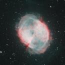 M27 - Dumbbell Nebula,                                Mike Sheffler