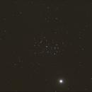 Vénus et les Pléiades,                                Gkar