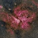 Eta Carina RGB O3,                                Martin Mutti