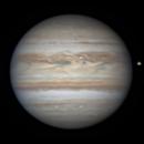 Jupiter June 14, 2020,                                Chappel Astro