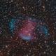 Methuselah Nebula, MWP1 (Motch-Werner-Pakull 1, PN G080.8-10.6),                                Boris US5WU