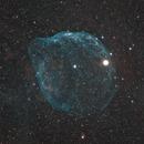 SH2-308 Cosmic Bubble in HOO,                                Andrew Harrell