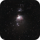 Orion Nebula,                                PghAstroDude
