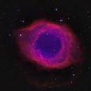 NGC7293 - The Helix Nebula (HSO),                                Mark Hudson