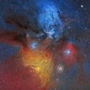 Rho Ophiuchus,                                tonyhallas
