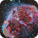 NGC 6888 Hybrid Color Version (Antonucci & Pinciaroli),                                Francesco Antonucci
