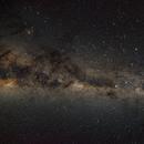 Milky Way early morning,                                KiwiAstro