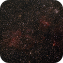 Nebulae and Clusters between Cassiopeia and Cepheus,                                deppski
