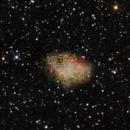M1 (The Crab Nebula),                                Eric Solís