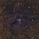 SH2-83,                                astrotaxi