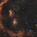 Barnard's loop Mosaic 100mm,                                Manel Martín Folch