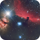IC434 and NGC2024,                                Adriano