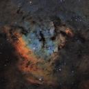 Ngc 7822-cederblad 214 SHO,                                astromat89