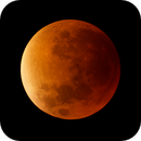 Moon : Eclipse 09/2015 (full phase),                                JG