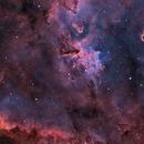 Heart Nebula,                                sydney