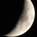 Croissant de lune,                                Thomas Collin