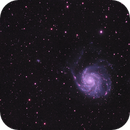 M101 (Pinwheel Galaxy),                                Mike_Stutters