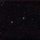 M76 Little Dumbbell Nebula,                                G. Valdes