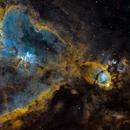 Heart Nebula (IC 1805),                                Richard Boyd