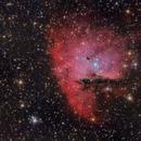NGC 281 Nebulosa Pacman,                                Ernesto Arredondo