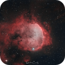 NGC3324 - The Gabriela Mistral Nebula,                                Graham Conaty