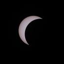 Partial Solar Eclipse in 2017 (Near Maximum),                                David Stephens