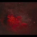 NGC6820 HaRGB,                                Göran Nilsson