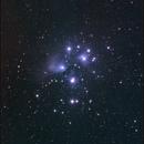 Pleiades/ Subaru / Seven sisters/ M45,                                Satwant Kumar