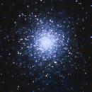 Hercules Cluster M13,                                Mostafa Metwally