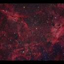 Propeller Nebula (DWB 111, 119) & Co in HaRGB,                                Göran Nilsson