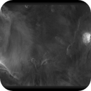 Orion and Horsehead Mosaic (starless, starry, and a wanderer),                                Josh Smith