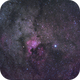 North America Nebula,                                droe