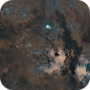NGC6910 and IC1318,                                yeagerm95
