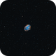 M1 Crab nebula,                                lukfer