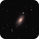 M63 Sunflower galaxy,                                Kharan