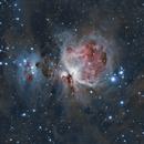 M_42 Nebulosa de Orion,                                Carlos Ledesma