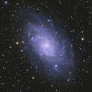 M 33,                                CCDMike