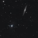 NGC 5965 and a very faint NGC 5963,                                Bob Stevenson