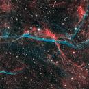 Vela Supernova Remnant,                                Kevin Parker