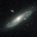 Andromeda Galaxy, M31,                                Jim Medley