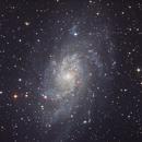 M33 Triangulum Galaxy,                                Jari Saukkonen