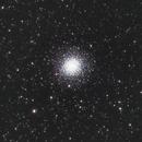 M 92 Globular Cluster,                                Larry S