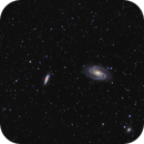 Messier 81 - M81 - Bode's Galaxy (Spiral Galaxy),                                Duarte Silva