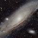Messier 31 - The Andromeda Galaxy,                                Alan Mason