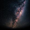 Milky Way at the farm,                                Jean-Marie Locci